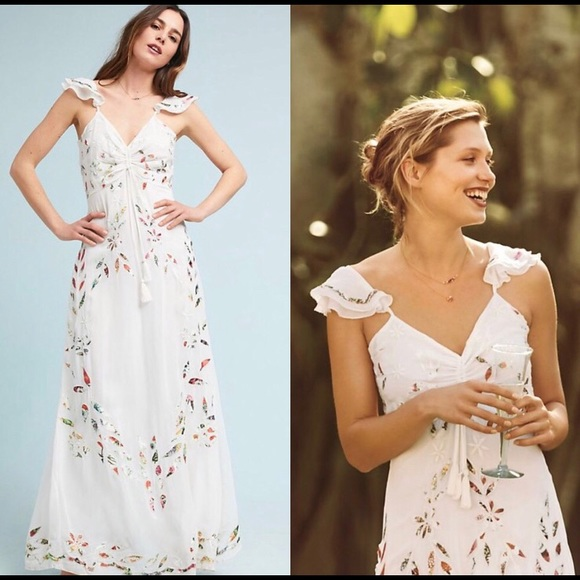 d2ce08e06a0bb Anthropologie Dresses | Nwt Farm Rio Quintana Dress Size 6 | Poshmark